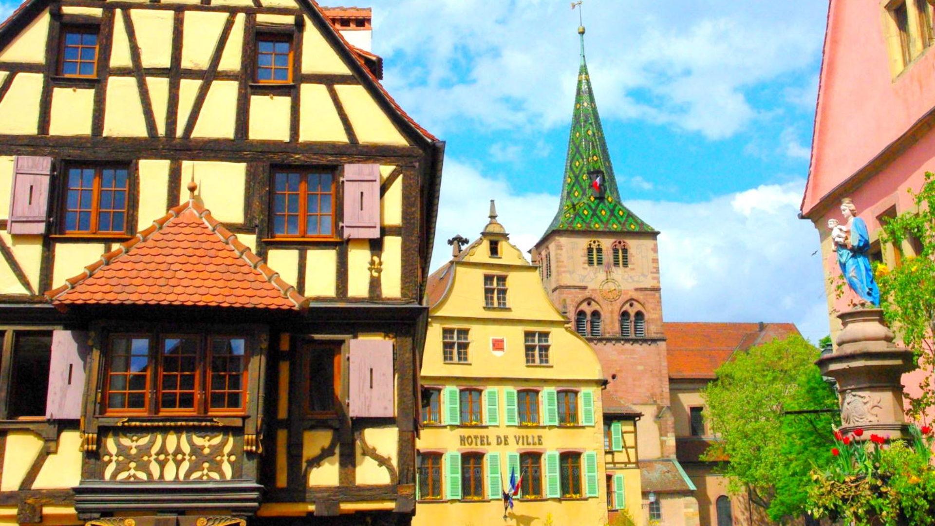 Bienvenue au Gîte Sainte-Anne à Turckheim Alsace